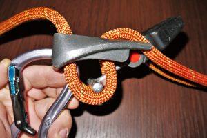Sacando cuerda